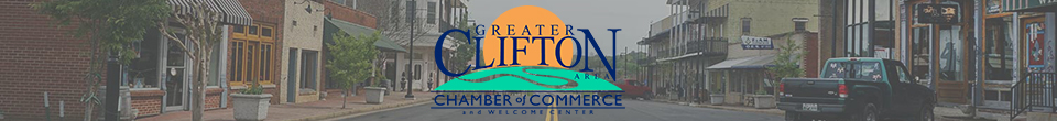 Visit our Clifton Chamber of Commerce